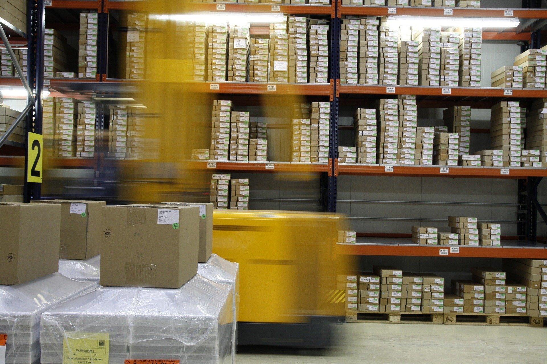 Aje Intralogistik Unternehmen Anbieter Software Hardware Beratung Industrie Logistikloesung Lagerverwaltung