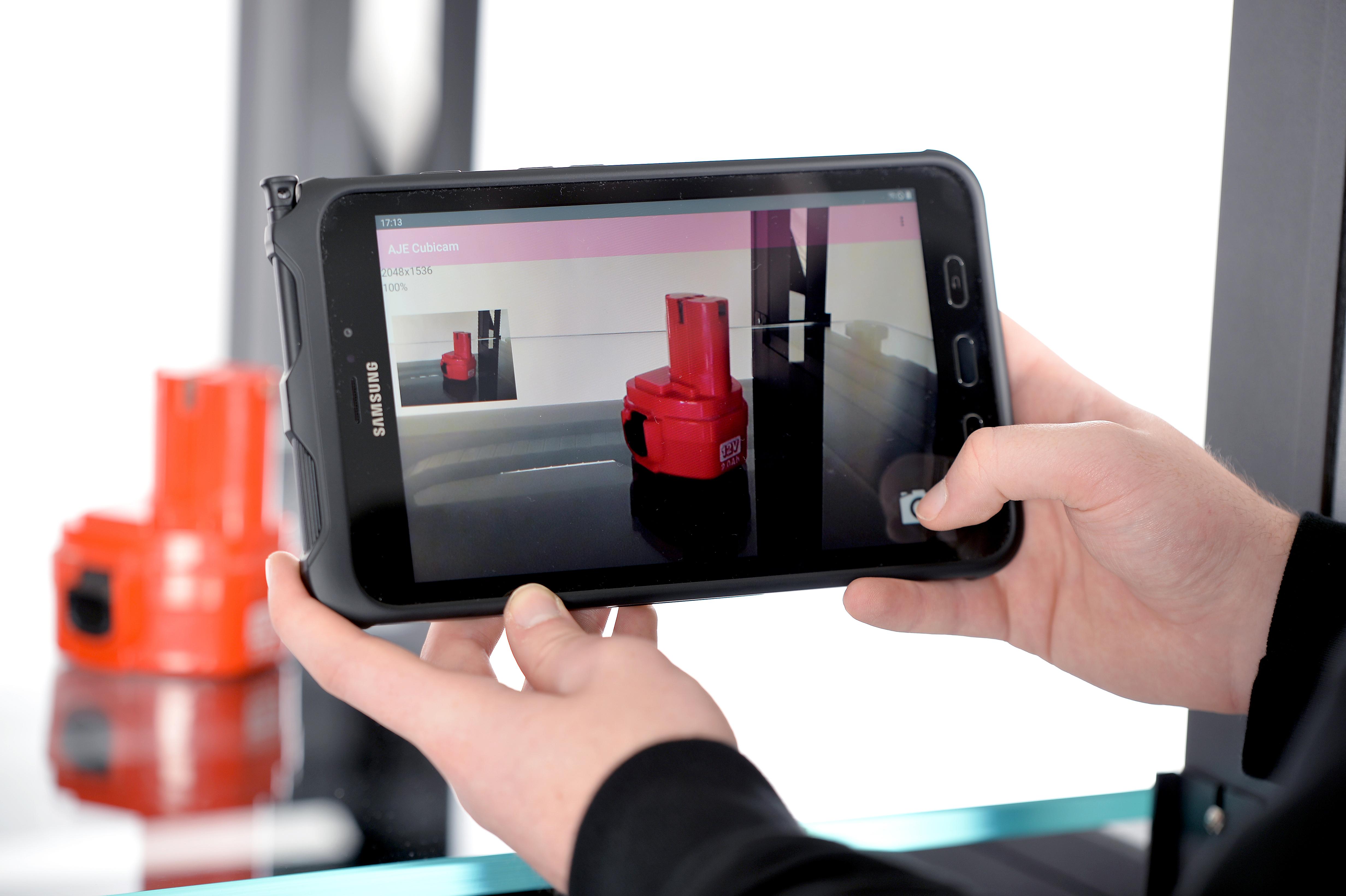 Biometrischen Produktvermessung Cubiscan Volumenmessung Hardware Lagerverwaltung Warenwirtschaft