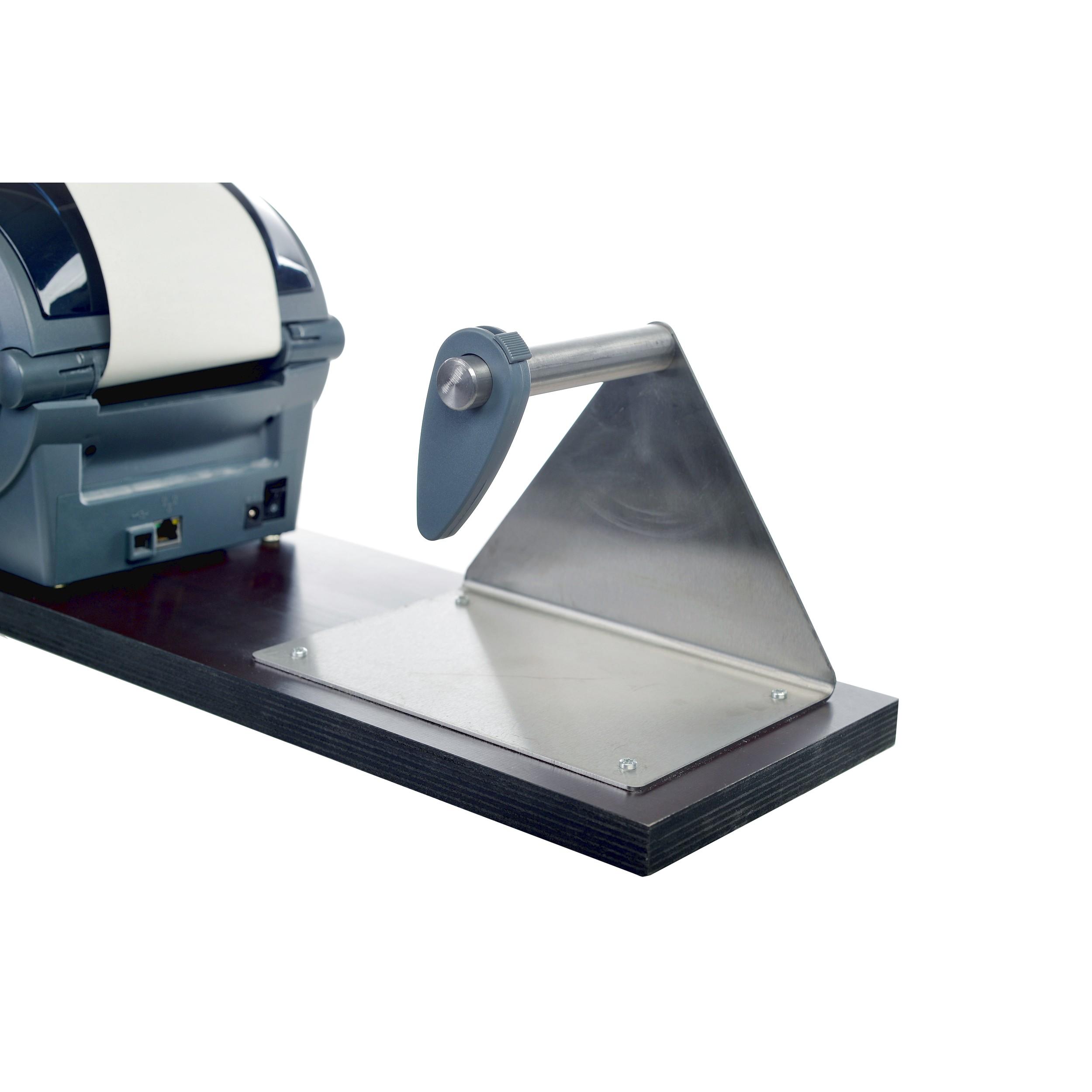 Etikettendrucker Etiketten Drucken Rolle Versandetiketten Rollenhalterung Halterung Versand Logistik Hardware 1